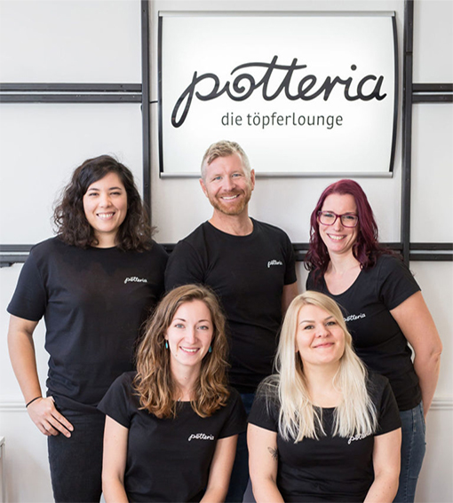 potteria kreativ Team